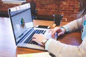 gestionar las redes sociales secretaria virtual