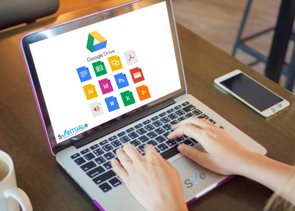 Usa Google Drive para mejorar la productividad